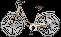 Városi kerékpár Scirocco Siena 28